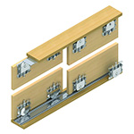 thumbnail photo of Sliding Door Roller Kit