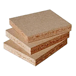 photo (small) of 18mm chipboard/particleboard panel
